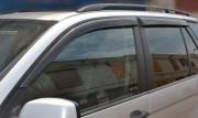 BMW X5 2000-2006 - (E53) - Дефлекторы окон (ветровики), комлект. (Cobra Tuning) фото, цена
