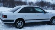 Audi 100 1994-1997 - Дефлекторы окон (ветровики), комлект. (Cobra Tuning) фото, цена