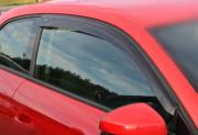 Audi A1 2010-2015 - Дефлекторы окон (ветровики), комлект. (Cobra Tuning) фото, цена