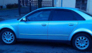 Audi A4 2002-2008 - Дефлекторы окон (ветровики), комлект. (Cobra Tuning) фото, цена