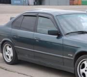 BMW 5 1987-1996 - Дефлекторы окон (ветровики), комлект. (Lavita) фото, цена