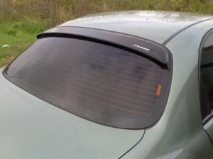Daewoo Lanos 1997-2012 - Дефлектор заднего стекла. (Auto Tuning) фото, цена