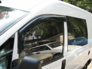 Peugeot Expert 1997-2007 - Дефлекторы окон (ветровики), передние. (Тайвань) фото, цена