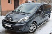 Fiat Scudo 2007-2014 - Дефлекторы окон (ветровики), передние. (Auto Tuning) фото, цена