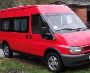 Ford Transit 2000-2006 - Дефлекторы окон (ветровики). (Cobra Tuning) фото, цена