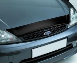 Ford Focus 1998-2003 - Дефлектор капота (мухобойка), темный. (EGR) фото, цена