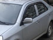 Geely MK 2008-2014 - Дефлекторы окон (ветровики), комлект 4 шт. (Voron) фото, цена