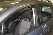Seat Leon 1999-2005 - Toledo Дефлекторы окон (ветровики), передние, вставные. HEKO-team фото, цена