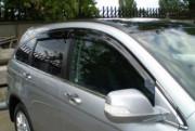 Honda CR-V 2007-2012 - Дефлекторы окон (ветровики), комлект. (CHINA) фото, цена