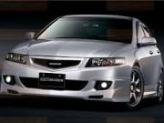 Honda Accord 2006-2007 - Защита передних фар, прозрачная. (EGR) фото, цена