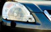 Honda CR-V 2005-2006 - Защита передних фар, прозрачная. (EGR) фото, цена