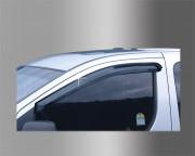 Hyundai Grand Starex 2007-2014 - Дефлекторы окон (ветровики) к-т 2 шт. (Clover) фото, цена