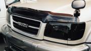 Isuzu Trooper 1998-2002 - Дефлектор капота (мухобойка), темный. (EGR) фото, цена