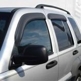 Jeep vertical billet grille