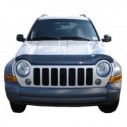 Jeep Compass 2007-2010 - Дефлектор капота (мухобойка). (AVS) фото, цена