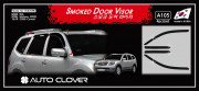 Kia Mohave  2008-2010 - Дефлекторы окон к-т 4 шт. (Clover) фото, цена