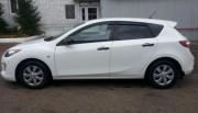 Mazda 3 2009-2013 - (h/b) Дефлекторы окон (ветровики), комлект. (Lavita) фото, цена