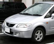 Mazda Premacy 2002-2004 - Защита передних фар, прозрачная. (EGR) фото, цена