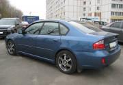 Subaru Legacy 2003-2009 - Дефлекторы окон (ветровики), комлект 2 штуки. (Lavita) фото, цена