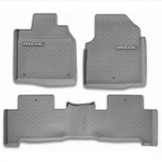 Acura MDX 2007-2013 - Коврики резиновые  к-т, серые (Acura) фото, цена
