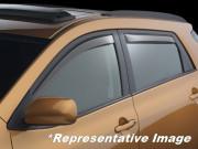 Toyota XA 2001-2005 - Дефлекторы окон (ветровики), дымчатые, комлект. (Clim Air) фото, цена