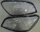 Дефлектор капота прозрачный