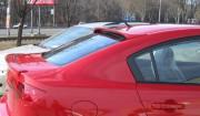 Mazda 3 2003-2008 - Спойлер на заднее стекло, под покраску (UA)  фото, цена