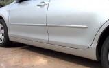 Коврик багажника toyota camry 2007 2011