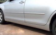 Toyota Camry 2006-2011 - Боковые молдинги, правая сторона, к-т 2 шт., под покраску. (TOYOTA) фото, цена