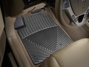 Acura MDX 2007-2013 - Коврики резиновые, передние, черные. (WeatherTech) фото, цена