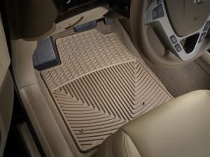 Acura MDX 2007-2013 - Коврики резиновые, передние, бежевые. (WeatherTech) фото, цена