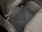 Acura MDX 2007-2013 - Коврики резиновые, задние, черные. (WeatherTech) фото, цена