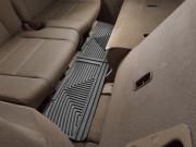 Acura MDX 2007-2013 - Коврики резиновые, задние, 3 ряд, черные. (WeatherTech) фото, цена