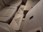 Acura MDX 2007-2013 - Коврики резиновые, задние, 3 ряд, бежевые. (WeatherTech) фото, цена
