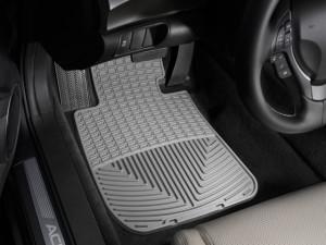 Acura TL 2009-2010 - Коврики резиновые, передние, серые. (WeatherTech) фото, цена