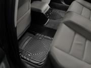 Acura TSX 2004-2008 - Коврики резиновые, задние, черные. (WeatherTech) фото, цена