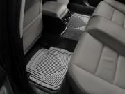 Acura TSX 2004-2008 - Коврики резиновые, задние, серые. (WeatherTech) фото, цена