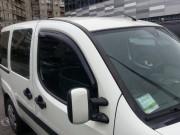 Fiat Doblo 2001-2009 - Дефлекторы окон (ветровики), 2 передних. (Auto Tuning) фото, цена