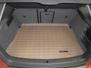 Audi A3 2006-2013 - Коврик резиновый в багажник, бежевый. (WeatherTech) фото, цена