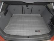 Audi A3 2006-2013 - Коврик резиновый в багажник, серый. (WeatherTech) фото, цена