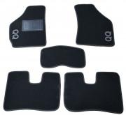 Chery QQ 2003-2014 - Коврики тканевые, серые, комплект 4 штуки. (CIAK)  фото, цена