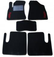 Chery Tiggo 2006-2014 - Коврики тканевые, черные, комплект 4 штуки. (CIAK)  фото, цена