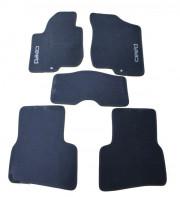 Kia Ceed 2007-2014 - Коврики тканевые, серые, комплект 4 штуки. (CIAK)  фото, цена