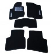 Kia Ceed 2007-2014 - Коврики тканевые, черные, комплект 4 штуки. (CIAK)  фото, цена
