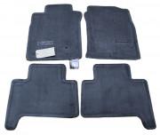 Lexus GX 2003-2010 - Коврики тканевые, темно-серые, комплект 4 штуки. (Lexus)  фото, цена