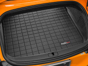 Audi TT 2008-2014 - Коврик резиновый в багажник, черный. (WeatherTech) фото, цена