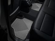 BMW X3 2011-2019 - Коврики резиновые, задние, серые. (WeatherTech) фото, цена