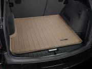 BMW X3 2003-2010 - Коврик резиновый в багажник, бежевый. (WeatherTech) фото, цена