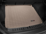 BMW X1 2013-2014 - Коврик резиновый в багажник, бежевый. (WeatherTech) фото, цена