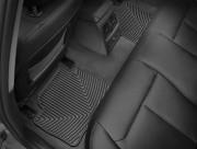 BMW 3 2012-2019 - Коврики резиновые, задние, черные. (WeatherTech) фото, цена